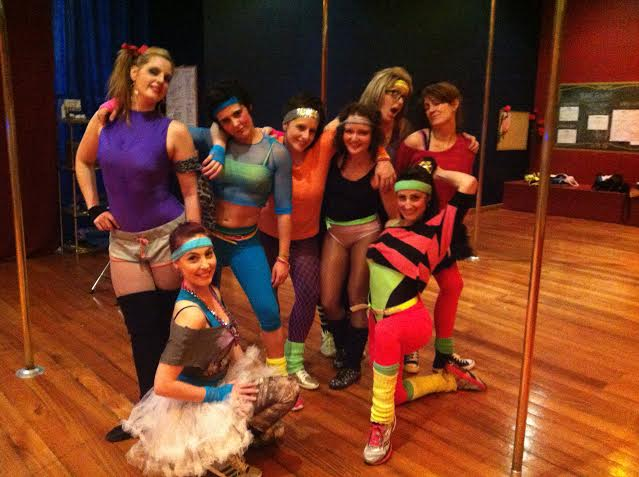 RAD Flash Dancers!
