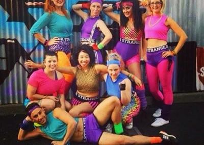 RAD dancers!