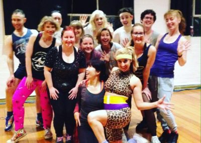 RAD Sunday Dance Group