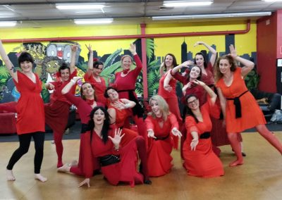 Wuthering Heights hens party